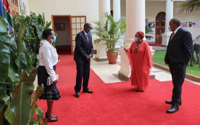 UHURU and RUTO may reconcile any time following divine intervention – This will spell doom for RAILA who is banking on their fallout