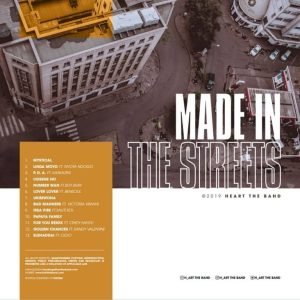 H_art The Band - Made In The Streets [Album Tracklist]