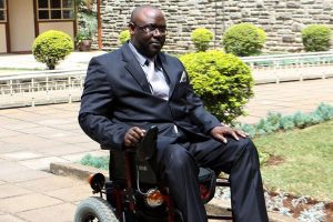 , Disabled MPs Narrate Challenges They Undergo During Campaigns