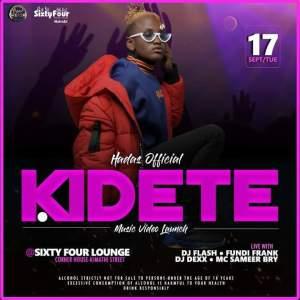 Hadas Official - Kidete