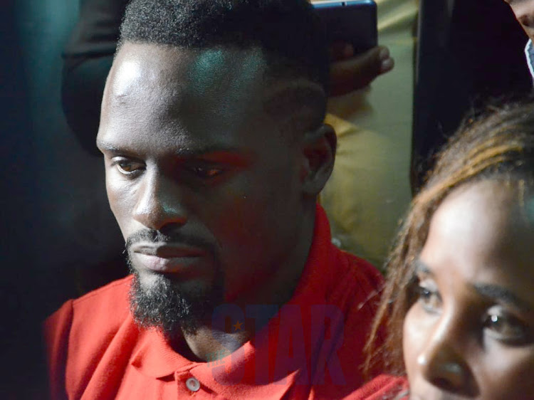 , Mariga Registered as a Voter After Ken Okoth's Death – Affidavit Shows