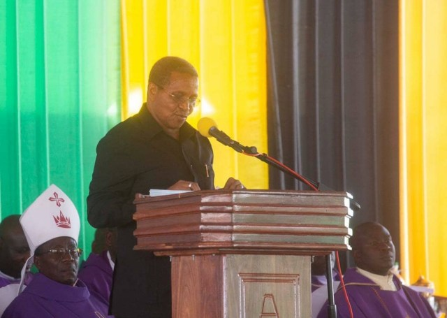 MAGUFULI was not all that perfect, he failed terribly as Lands Minister – JAKAYA KIKWETE shocks Tanzanians as he tells it as it is