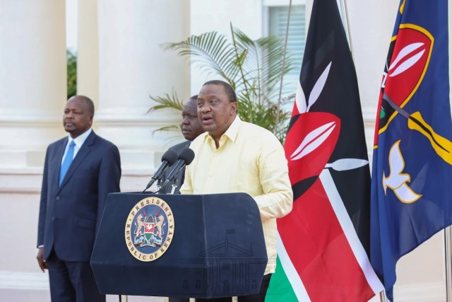 No more lockdowns! UHURU to reopen the country early next month as CS MAGOHA confirms everything – Look! This is good news folks