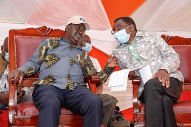 We are not voting robots! ORENGO and TJ KAJWANG shock RAILA as they secretly lead the anti-BBI force – Are they on RUTO's payroll?