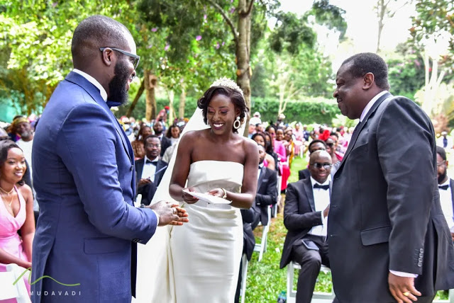 Bad show! MUDAVADI now blasts UHURU for failing to attend the wedding ceremony of RUTO's daughter, JUNE, despite being his deputy – See what he said