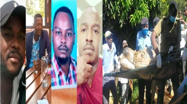 Killers Of The Kitengela 4 In Panic As Police Find Crucial Lead At The Kitengela Club Where They Were Abducted And Killed In Cold Blood