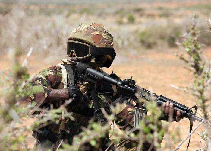 Inside The Most Secretive KDF Unit That First Get to The Enemy Undetected