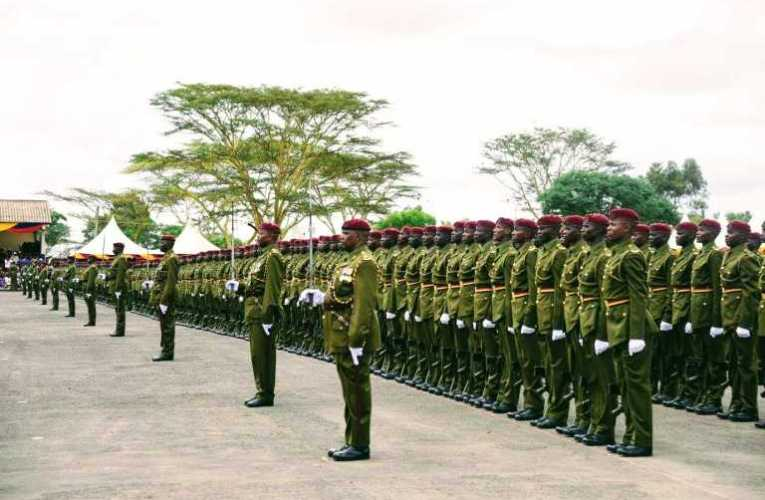 (Photos) This is What GSU Training Entails, Best Paramilitary in Africa