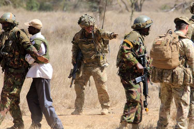 How to Join British Army As A Kenyan, See Their Hefty Salary Scale