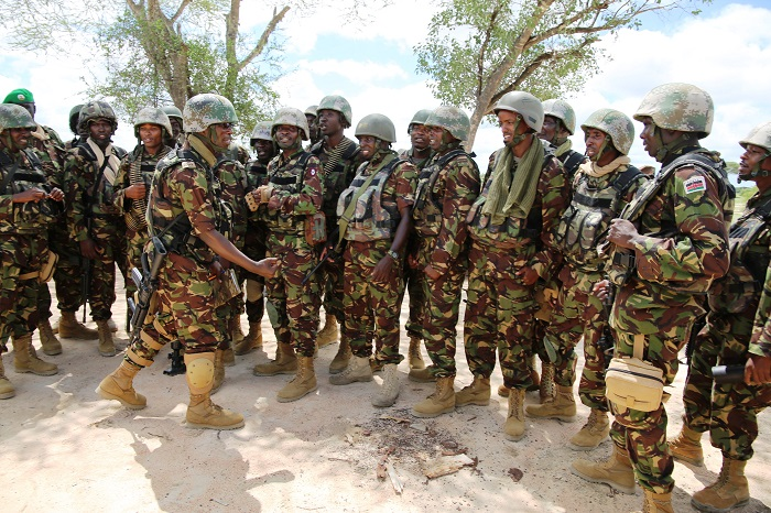 How 6 KDF Soldiers Founded Rangers Strike Force, One Of The Best Elite Squad In Africa