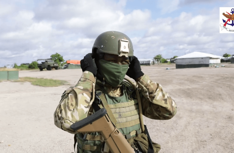 KDF's Elite Units Where Officers Are Deployed After Pass Out