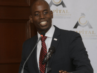 Capital Markets Authority Of Kenya Chief Executive, Mr. Paul Muthaura during a past event