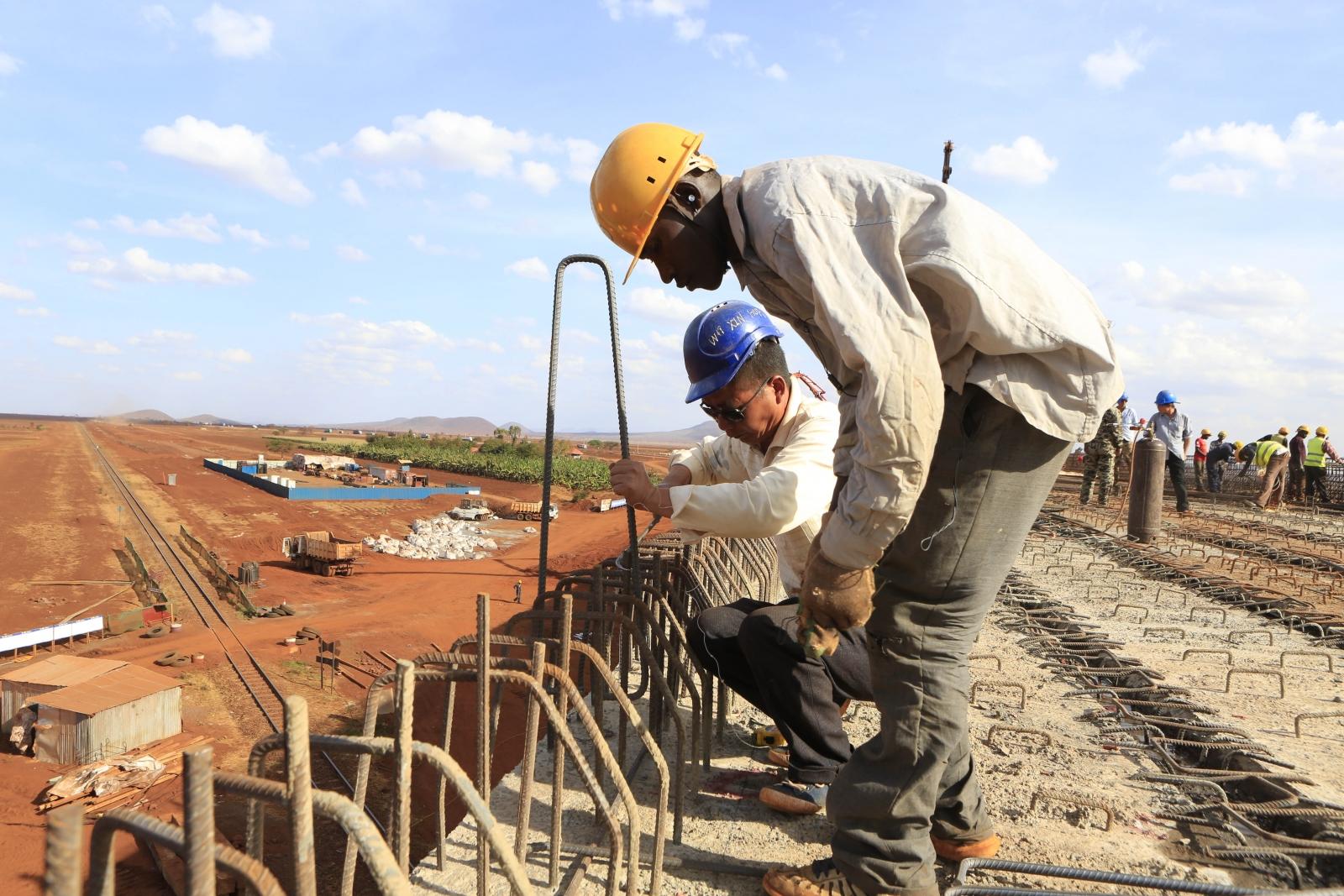 Image result for working kenyans