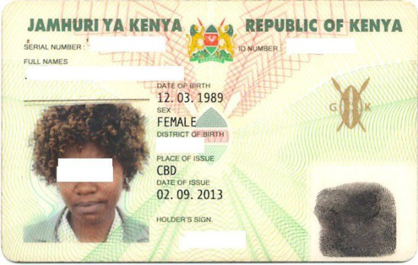 - Study Wallstreet Of Id Have Proof 38 Kenyans Don't Legal Kenyan
