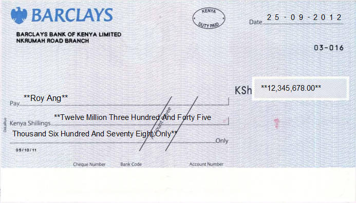 Barclays adopts new technology to clear cheques same day