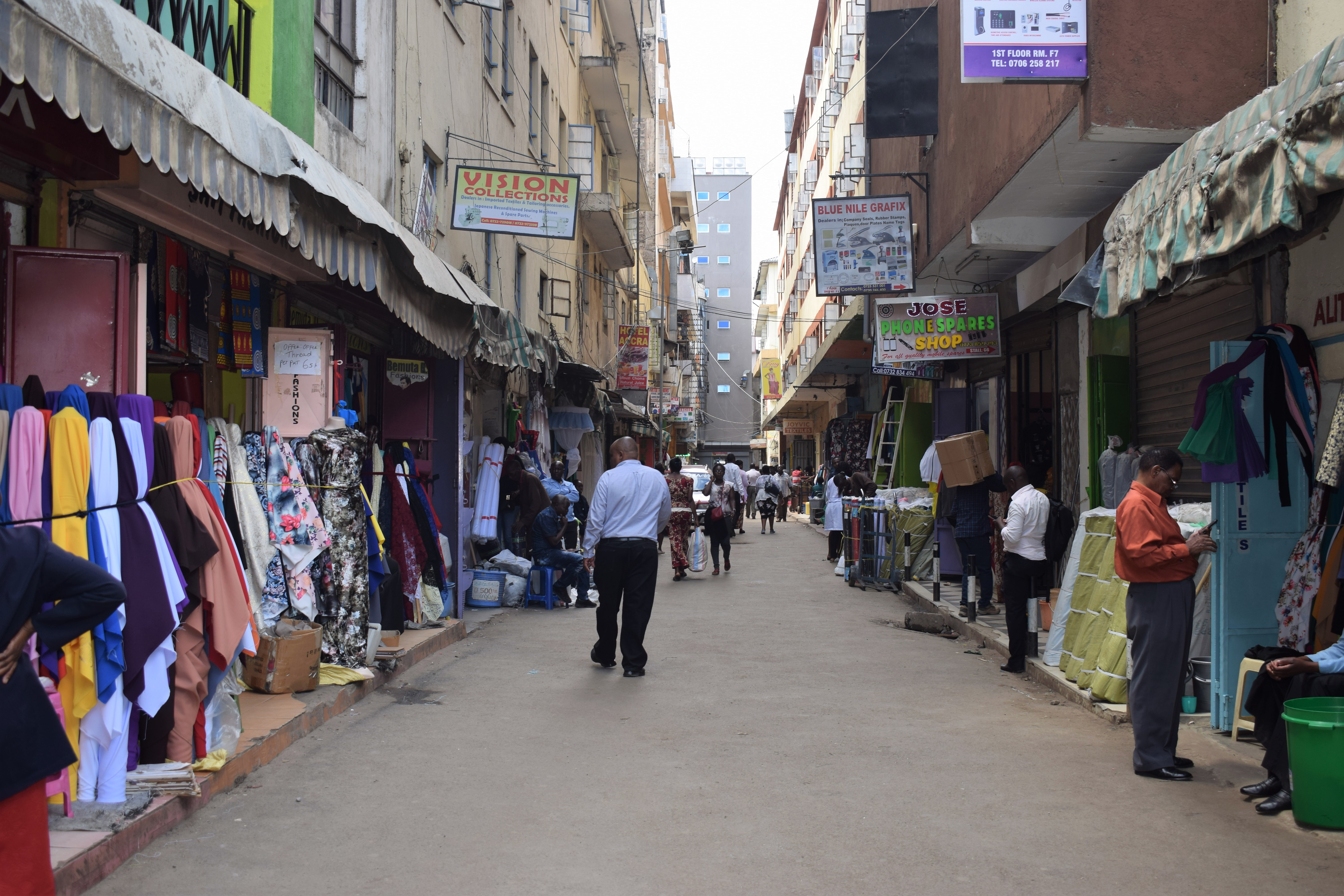 Kenyan Small Scale Traders Plea To The Chinese