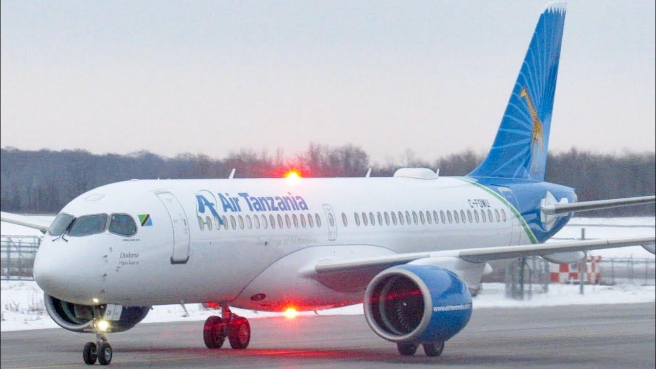 Air Tanzania acquires landing slots at Gatwick Airport - Kenyan