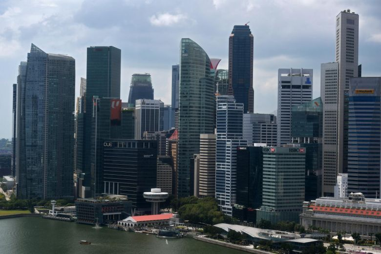Singapore Ranked World's Most Competitive Country