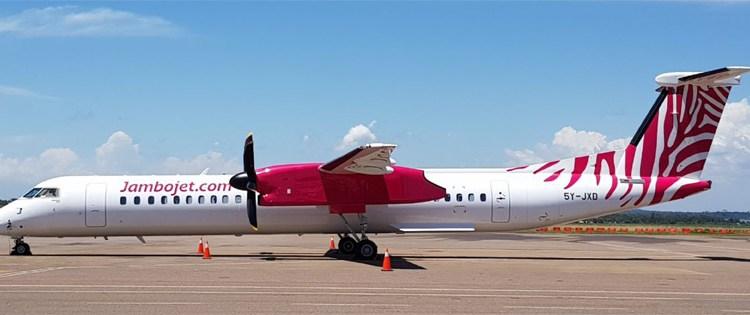 Jambojet Plans to Fly to Somalia Halted - Kenyan Wallstreet