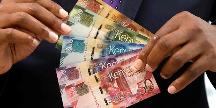Exchange rate between us dollar to kenyan shilling