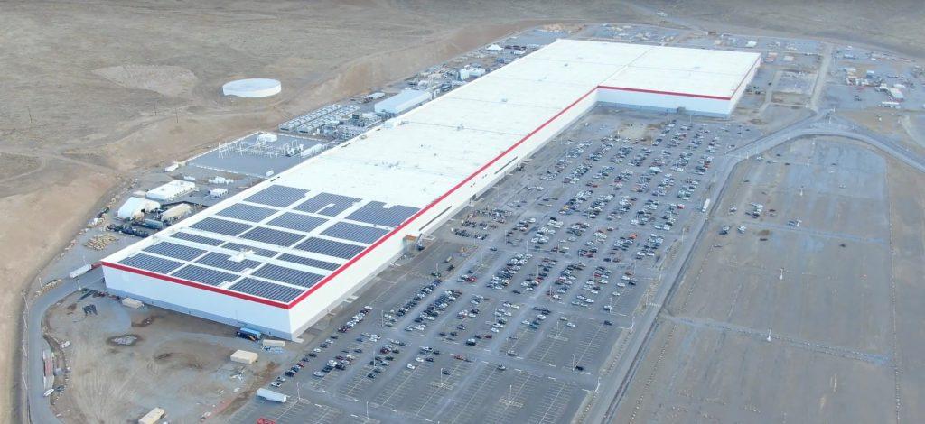 Tesla Gigafactory, Nevada