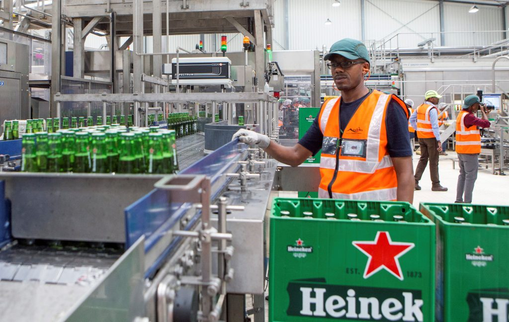 South Africa's Alcohol Companies to Cut Investment and Hiring