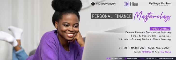 Personal Finance Masterclass