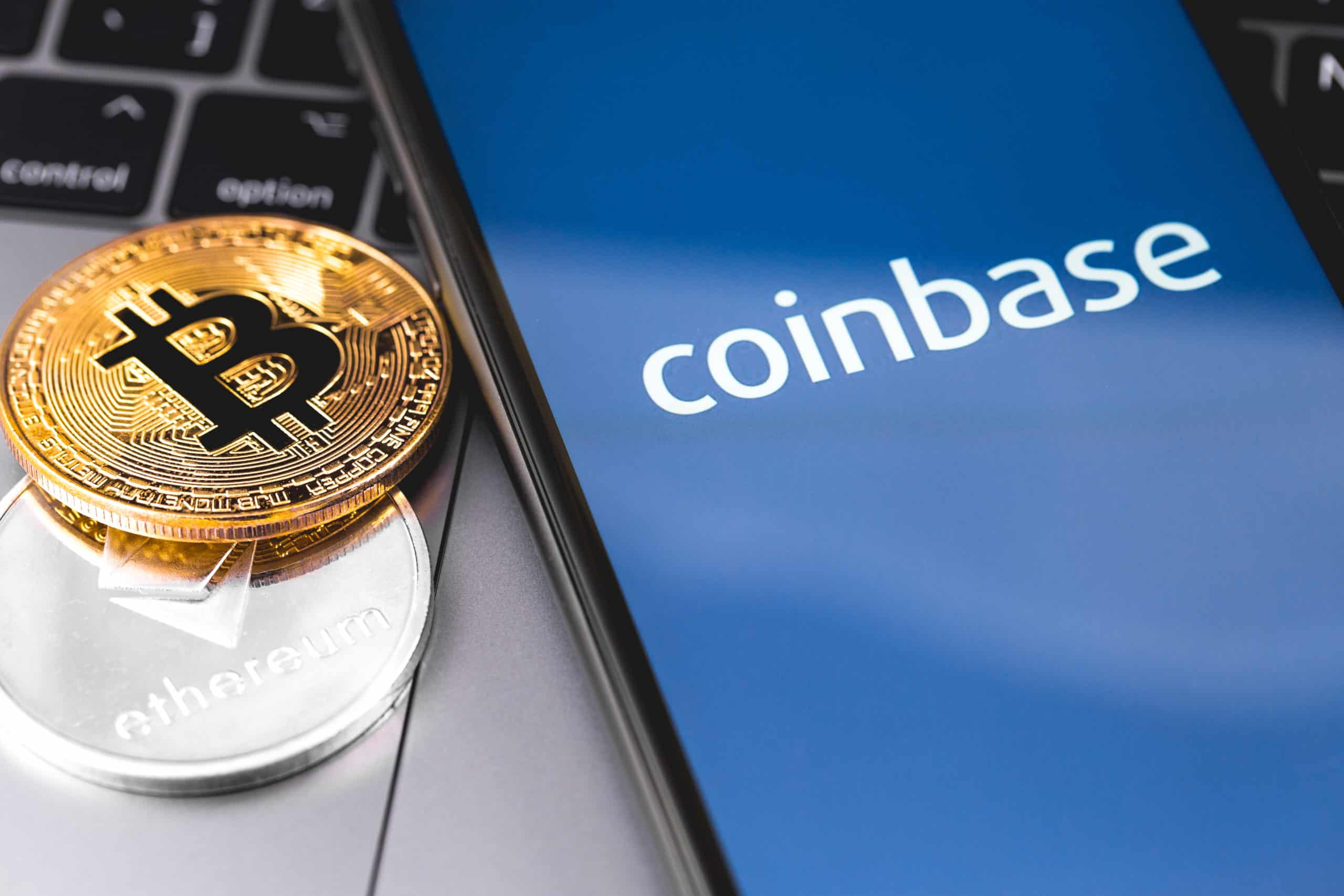 Coinbase Listing Price Set at 0, Pre-Listing Futures Soar