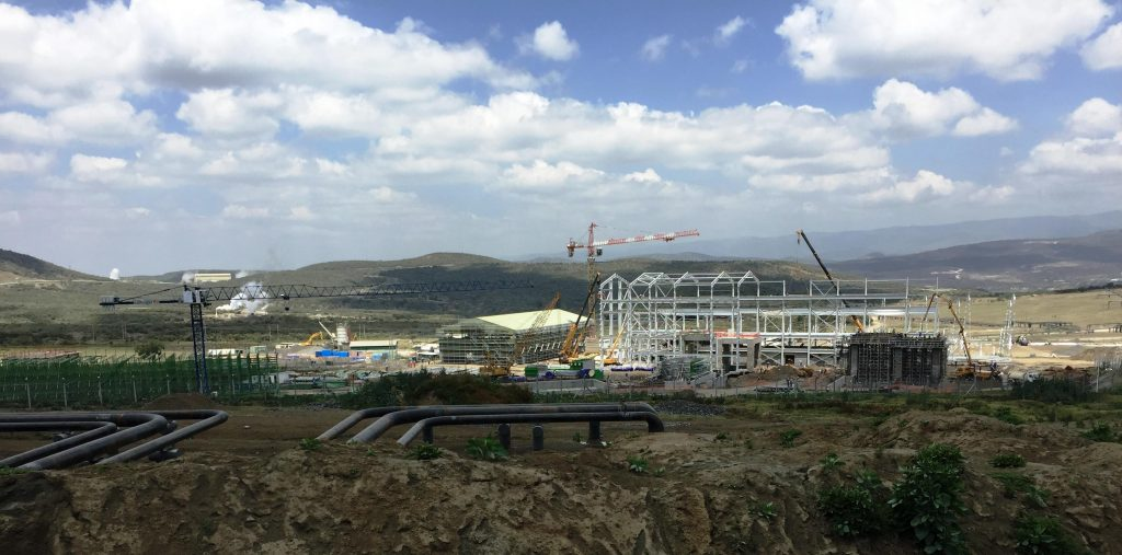 KenGen to commence work on 83.3MW geothermal power plant