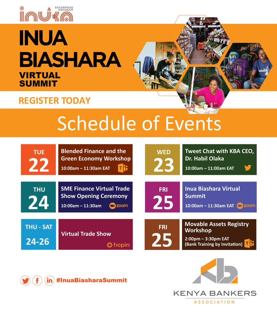 Inua Biashara Summit