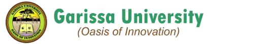 Garissa University Intake Application Form
