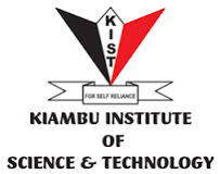Kiambu Institute of Science and Technology Intake Application Form