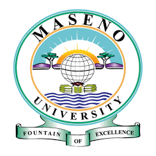 Maseno University Intake Application Form