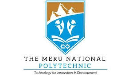 Meru National Polytechnic Application Form