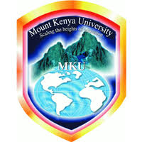 Mount Kenya University Application Form