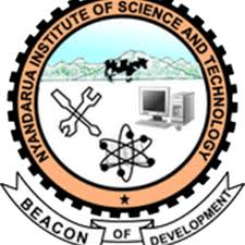 Nyandarua Institute of Science and Technology Student Portal