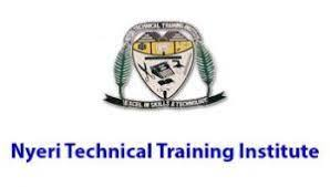 Nyeri Technical Training Institute Application Form