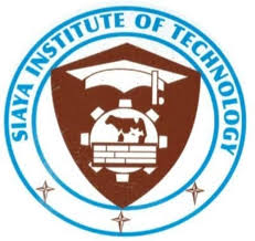 Siaya Institute of Technology Application Form