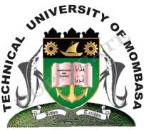Technical University of Mombasa Application Form