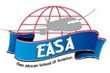 East African School of Aviation (EASA) Admission Letter
