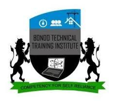 Bondo Technical Training Institute Intake