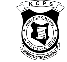 Kenafric College of Professional Studies Admission Letter
