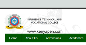 Kipsinende Technical and Vocational College Tenders