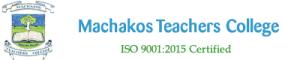 Machakos Teachers Training Institute admission list