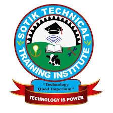 Sotik Technical Training Institute Student Portal
