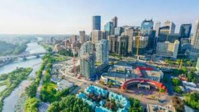 Calgary one of the Top 10 Cleanest Cities in the World 2020