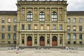 ETH Zurich (Swiss Federal Institute of Technology).