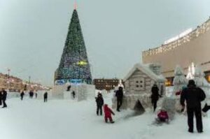 Norilsk, Russia 2nd coldest city in the world