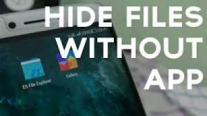 How To Hide Apps On Android 2020