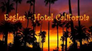 Hotel California on the list of All Time Best Selling Album